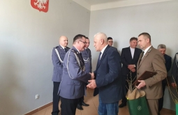 Przejście na emeryturę Komendanta Powiatowego Policji w Przeworsku