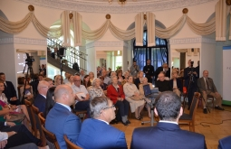 Obchody 200-lecia powstania Pałacu Dzieduszyckich w Zarzeczu