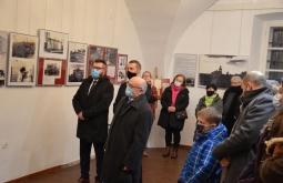 """Finisaż wystawy autorstwa Małgorzaty Wołoszyn pt.""""Przeworsk w obiektywie Tadeusza Michno"""""""