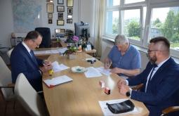 Podpisanie umowy z PFRON